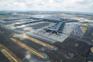 Nové letiště v Istanbulu. Foto: IGAirport.com