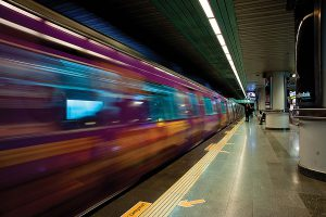 Metro v Istanbulu. Foto: Istanbulmetrosu.com