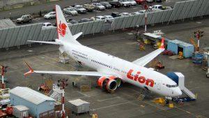 Boeing 737 MAX 8 společnosti Lion Air. Foto: Boeing