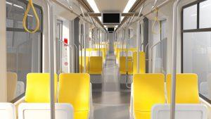 Původní návrh tramvaje ForCity Smart pro Plzeň: Foto: Škoda Transportation