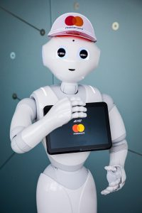 Robot Master Pepper na Letišti Praha. Autor: Letiště Praha
