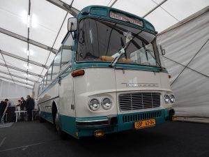 Autobus Škoda 11. Autor: Zdopravy.cz/Jan Šindelář