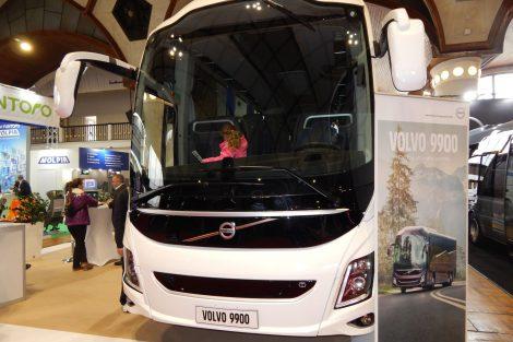 Autobus Volvo 9900. Autor: Zdopravy.cz/Jan Šindelář
