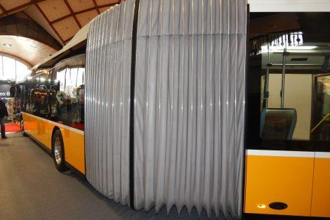 Kloubový autobus SOR NS 18 diesel. Autor: Zdopravy.cz/Jan Šindelář