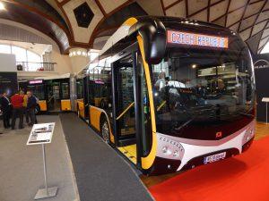 Kloubový autobus SOR NS 18 diesel, ilustrační foto. Autor: Zdopravy.cz/Jan Šindelář