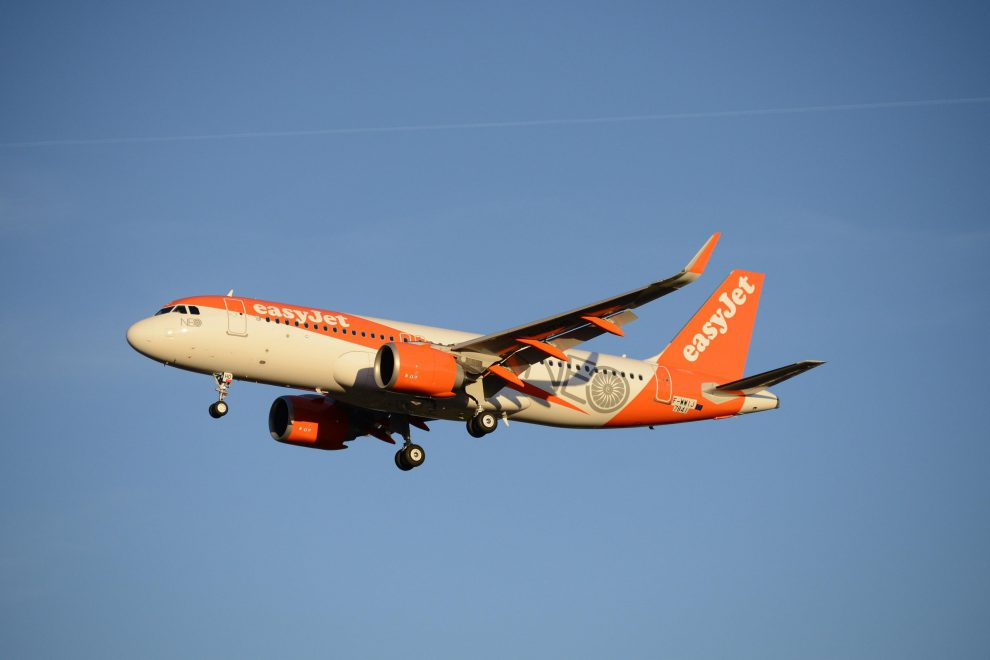 Airbus A320neo v barvách easyJet. Foto: Airbus