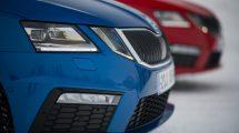 I v říjnu zůstala nejprodávanějším vozem na českém trhu Škoda Octavia. Foto: Škoda Auto