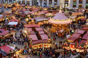 Drážďanský adventní trh Striezelmarkt. Foto: dresden.info