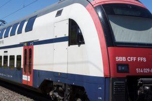 Jednotka DPZplus pro příměstskou dopravu v okolí Curychu. Foto: SBB