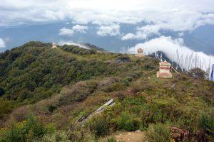 Bhútánská krajina. Foto: Slavomír Pískatý