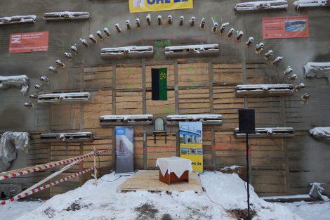Budoucí tunel Deboreč, práce začnou od pražského portálu. Autor: Zdopravy.cz/Jan Šindelář