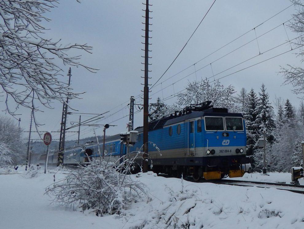 Po dostavbě tunelu Deboreč stará trať zmizí. Autor: Zdopravy.cz/Jan Šindelář