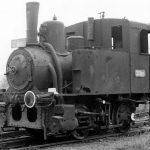 Lokomotiva 210.001 Serenyi z roku 1905. Pramen: NTM
