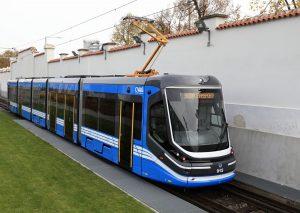 Tramvaj ForCity Classic pro Chemnitz. Foto: Škoda Transportation