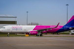 Airbus A321 společnosti Wizz Air. Foto: Wizz Air