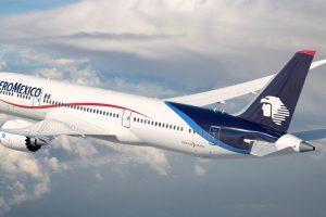 Boeing 787 společnosti Aeromexico. Foto: Boeing