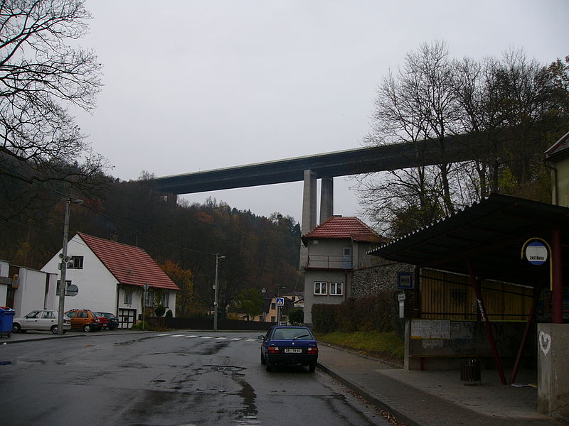 Most Vysočina D1. Autor: Petr Adámek – author, Volné dílo, https://commons.wikimedia.org/w/index.php?curid=404044