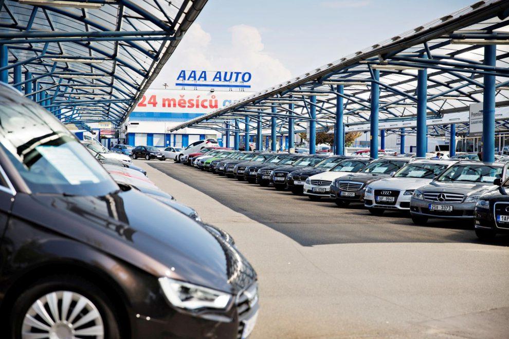 Autocentrum AAA Auto. Foto: AAA Auto