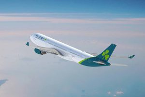 Nový nátěr letadel Aer Lingus na Airbusu A330. Foto: Aer Lingus