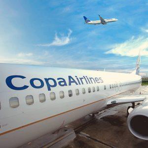 Boeing 737-800 společnosti Copa Airlines. Foto: Copa Airlines