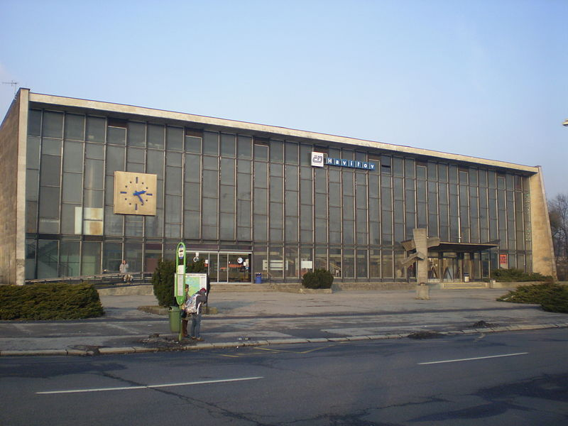 Železniční stanice Havířov. Foto: Michal Klajban / Wikimedia Commons
