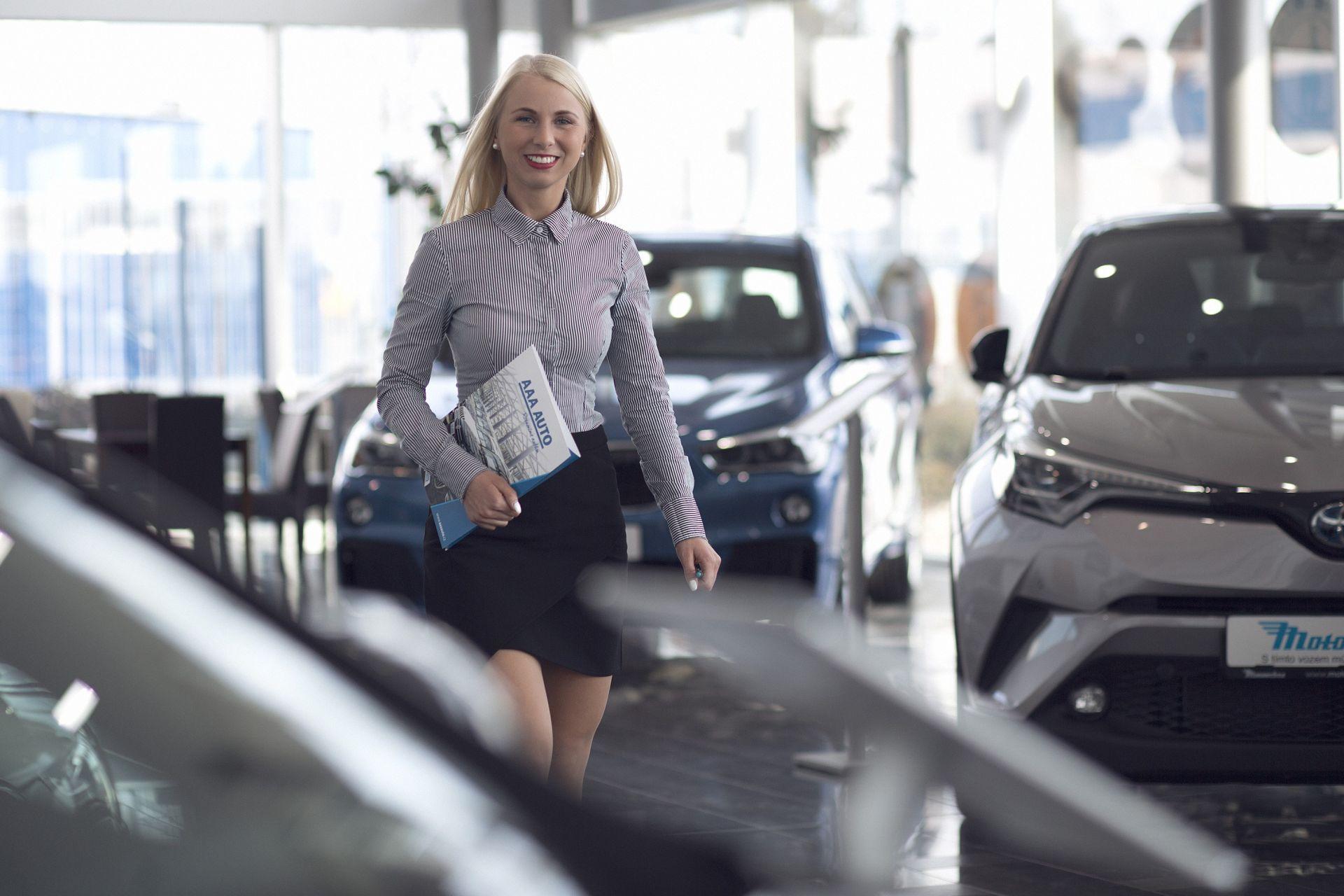 Pobočka AAA Auto, ilustrační foto. Pramen: Aures Holdings