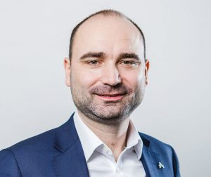 Daniel Adamka, šéf Arriva Transport ČR. Pramen: Arriva