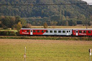 City Shuttle Rakouských spolkových drah (ÖBB). Autor: Zeitblick, Wikipedia