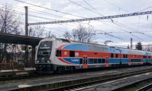 CityElefant na lince S7 v Dobřichovicích. Foto: Jan Sůra