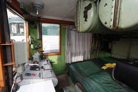 Interiér vozu 830. Foto: České dráhy