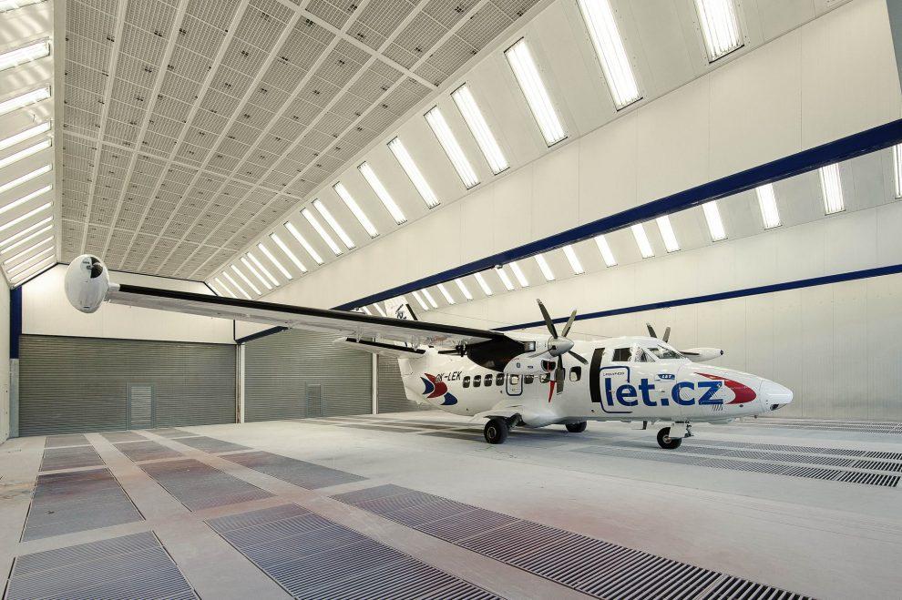 L410 UVP - E20. Foto: Aircraft Industrie