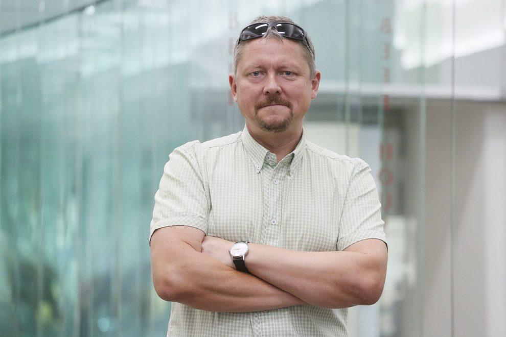 Michal Štěpán. Foto: České dráhy