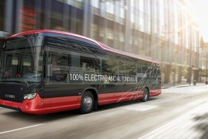 Autobus Scania Citywide LF. Foto: Scania