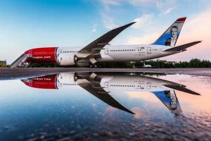 Boeing 787 společnosti Norwegian. Foto: Norwegian