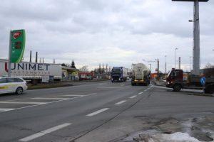 Polní ulice v Přerově. Foto: Přerov.cz