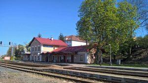 Železniční stanice Praha - Veleslavín dnes. Foto: SŽDC