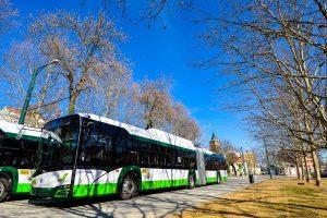 Nové trolejbusy Škoda 27 Tr. Foto: Škoda Electric
