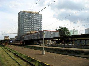 Nádraží v Mostě. Foto: Dezidor / Wikimedia Commons