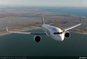 Airbus A320neo. Foto: Airbus