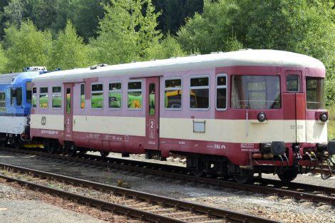 Osobní vůz Btx763. Foto: High Contrast / Wikimedia Commons