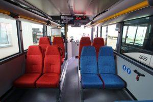 Nové autobusy Iveco pro PID. Pramen: ROPID