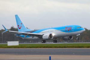 Boeing 737 MAX 8 v barvách TUI. Foto: TUI