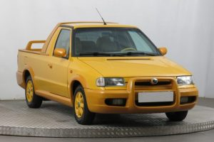 Škoda Felicia ve verzi FUN pro volný čas. Pramen: Mototechna