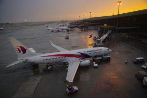 Letiště v Kuala Lumpur. Foto: Emran Kassim / Wikimedia Commons
