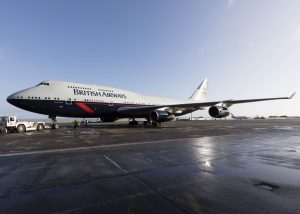British Airways New Livery. Photo Chris Bellew /Fennell Photography Copyright 2019