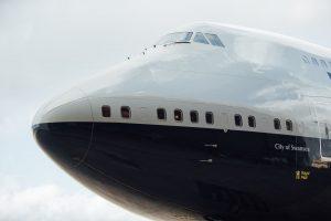 Boeing 747-400 v designu Landor. Foto: Nick Morrish / British Airways
