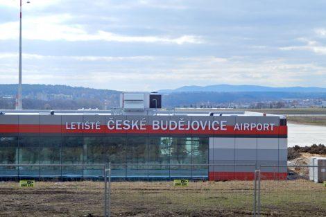 Letiště České Budějovice, nový terminál. Autor: Zdopravy.cz/Jan Šindelář