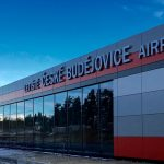 Letiště České Budějovice, nový terminál. Autor: Letiště České Budějovice