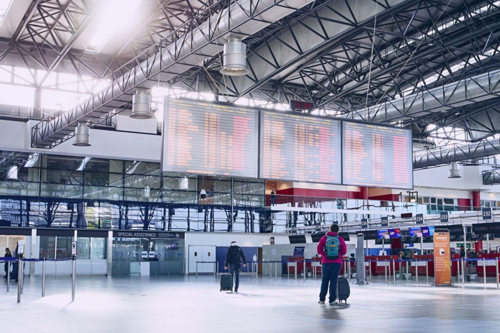 Tabule s odlety, Letiště Praha. Pramen: Letiště Praha