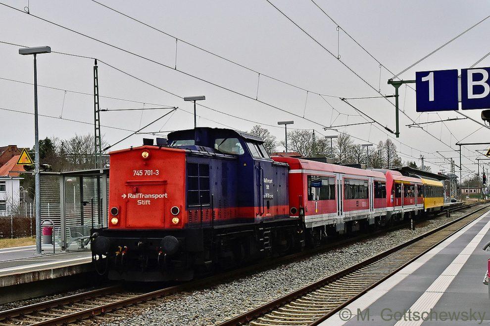 RegioJet přivezl další vlaky z Německa. Zamíří na rychlíky Brno – Bohumín?